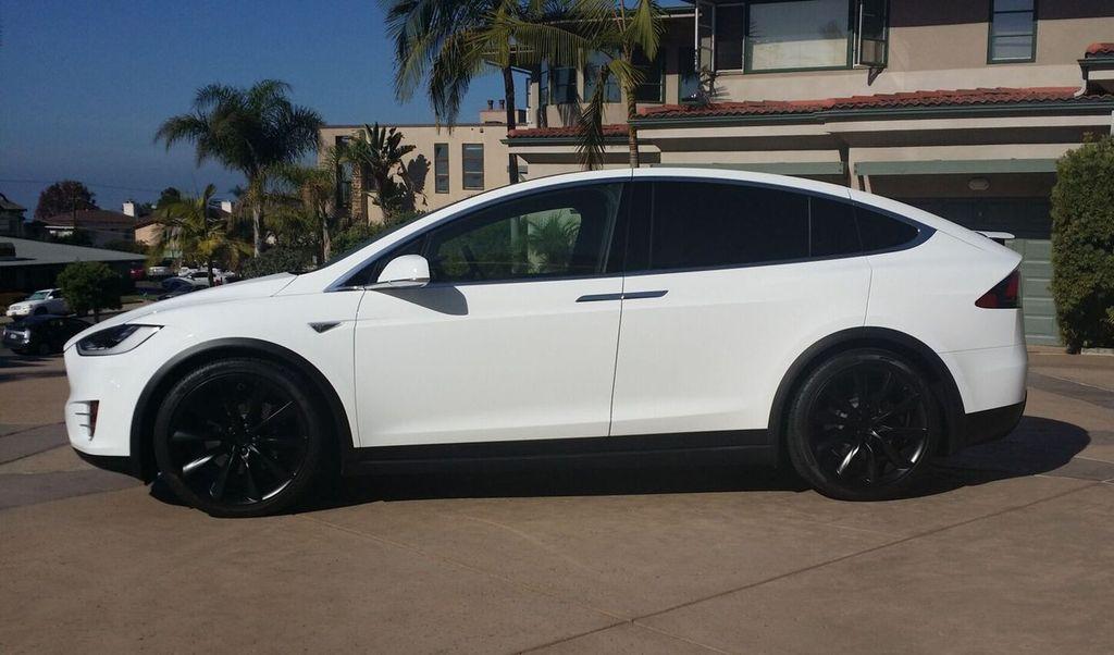 2016 Tesla Model X Model X 75D - 17103281 - 3
