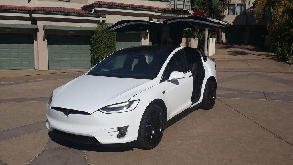 2016 Tesla Model X Model X 75D - 17103281 - 4