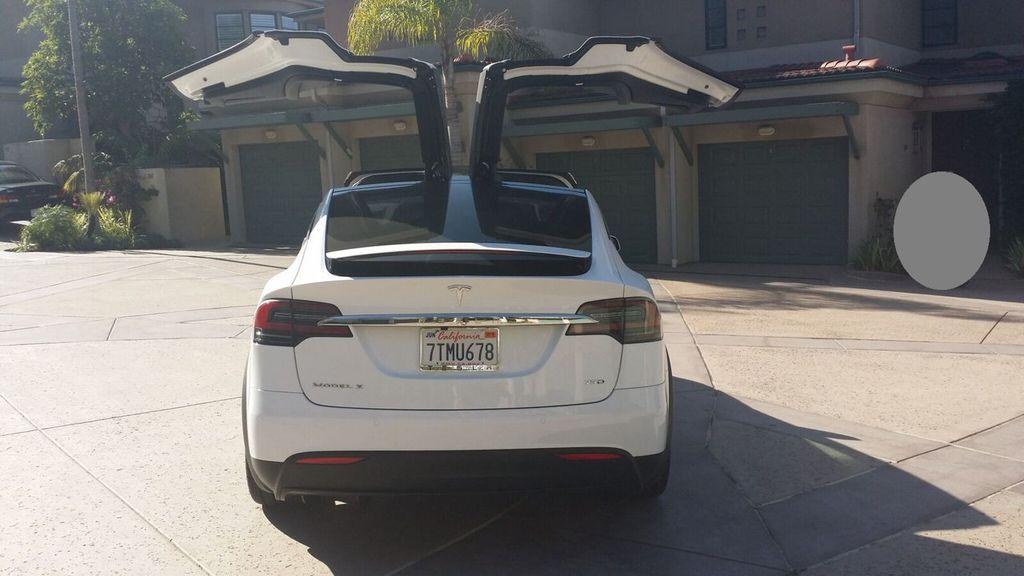 2016 Tesla Model X Model X 75D - 17103281 - 5