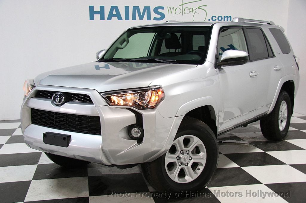 2016 Used Toyota 4Runner 4WD 4dr V6 SR5 at Haims Motors Serving Fort