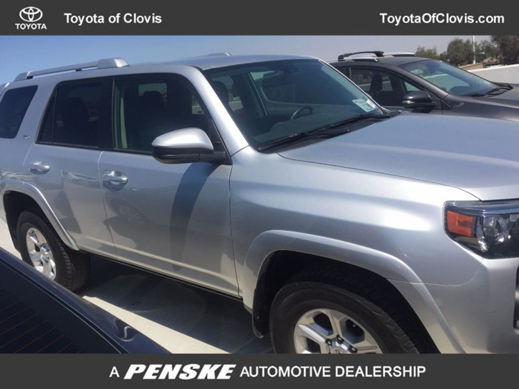 Dealer Video - 2016 Toyota 4Runner 4WD 4dr V6 SR5 - 16593198
