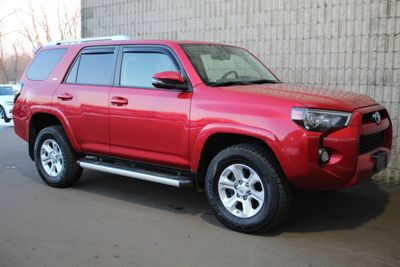 2016 Toyota 4Runner ONE OWNER 4WD SR5 PREMIUM NAVIGATION LEATHER MOONROOF  SUV