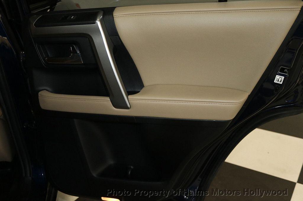 2016 Toyota 4Runner RWD 4dr V6 SR5 - 17718817 - 11