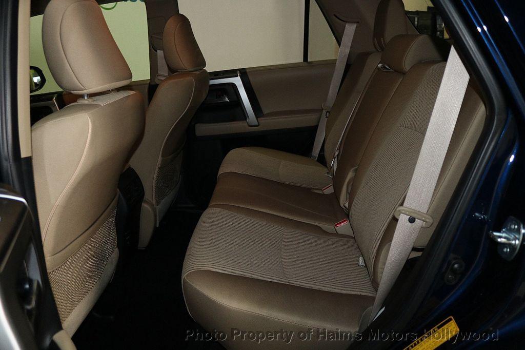 2016 Toyota 4Runner RWD 4dr V6 SR5 - 17718817 - 15