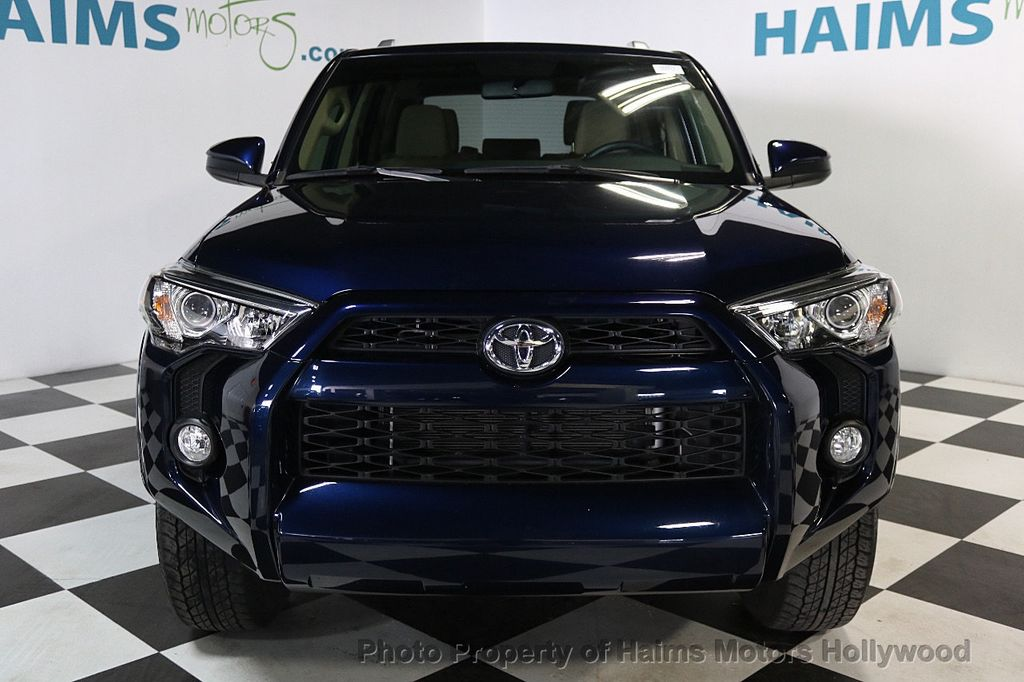 Toyota Hollywood Fl >> 2016 Used Toyota 4Runner RWD 4dr V6 SR5 at Haims Motors Serving Fort Lauderdale, Hollywood ...
