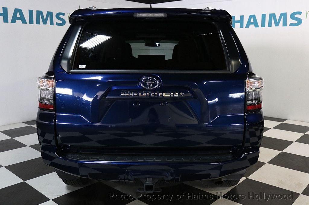 2016 Toyota 4Runner RWD 4dr V6 SR5 - 17718817 - 5