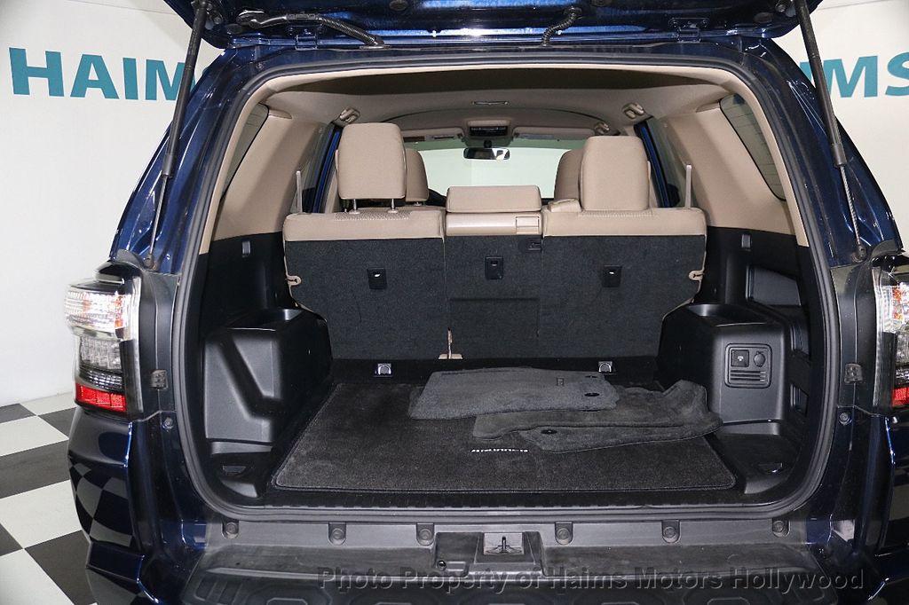 2016 Toyota 4Runner RWD 4dr V6 SR5 - 17718817 - 8