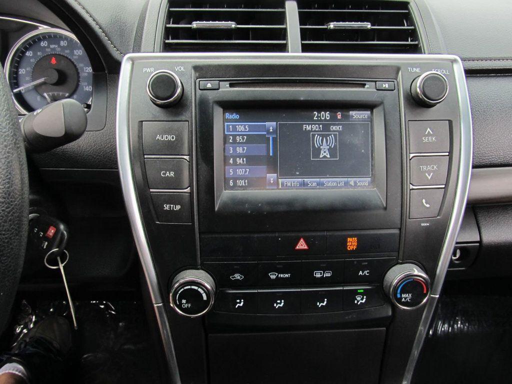 2016 Toyota Camry 4dr Sedan I4 Automatic LE - 18570203 - 9