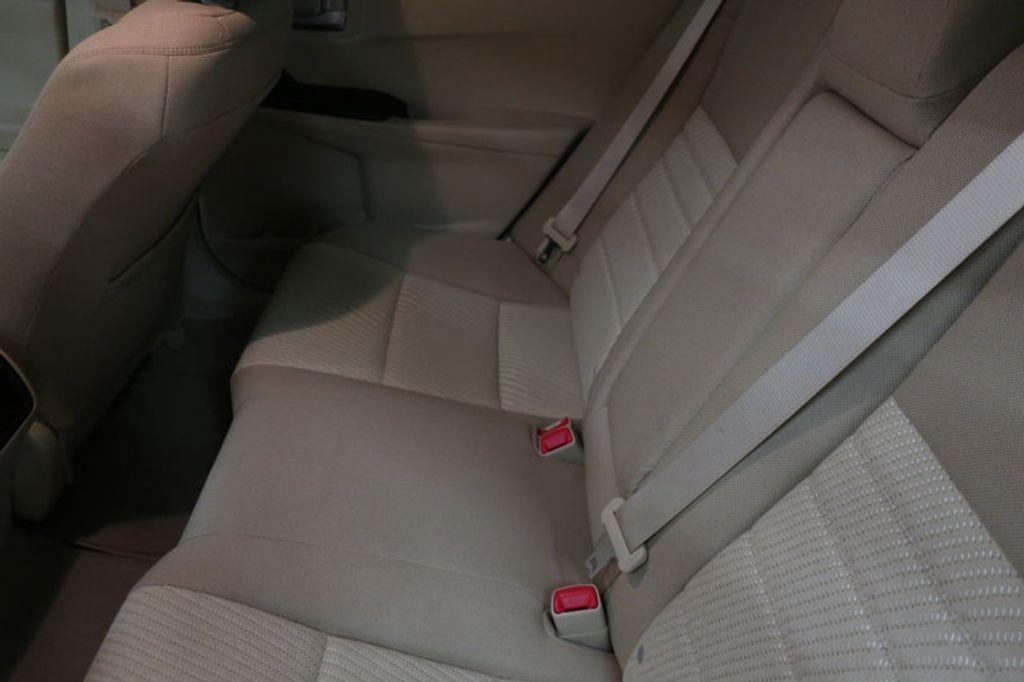 2016 Toyota Camry 4dr Sedan I4 Automatic XSE - 17051824 - 21