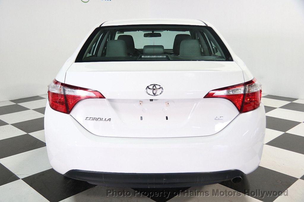 2016 Used Toyota Corolla At Haims Motors Ft Lauderdale