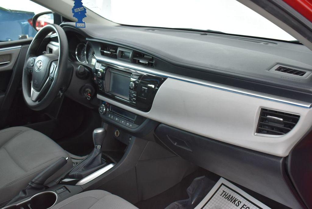 2016 Toyota Corolla 4dr Sedan Automatic L - 18122126 - 15