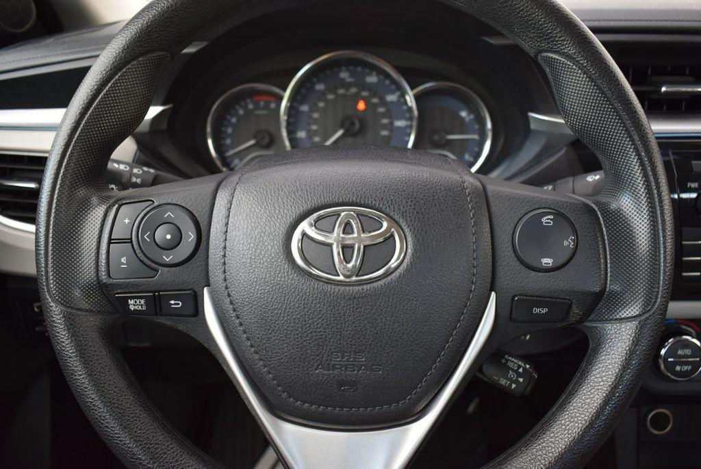 2016 Toyota Corolla 4dr Sedan Automatic L - 18122126 - 21