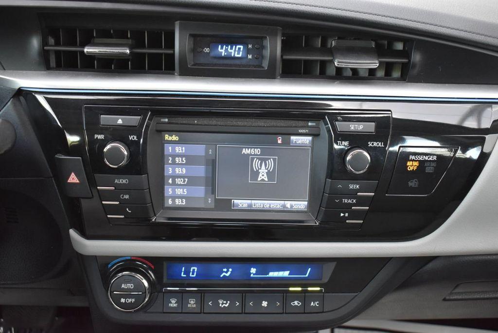 2016 Toyota Corolla 4dr Sedan Automatic L - 18122126 - 24