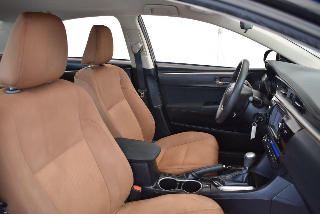 2016 Toyota Corolla 4dr Sedan Automatic L - 18121013 - 24