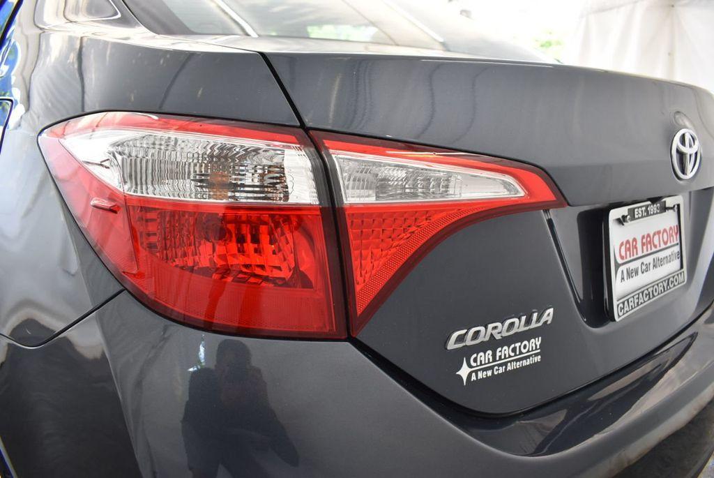 2016 Toyota Corolla 4dr Sedan CVT LE - 17974424 - 6