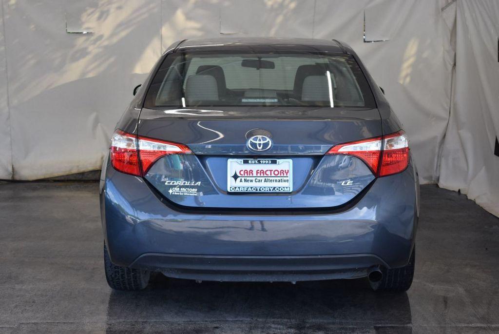 2016 Toyota Corolla 4dr Sedan CVT LE - 17974424 - 7