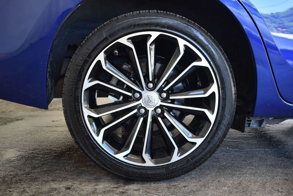 2016 Toyota Corolla 4dr Sedan CVT S - 17974429 - 9