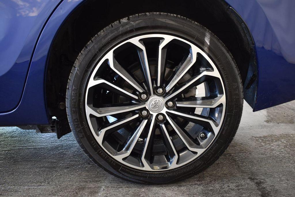 2016 Toyota Corolla 4dr Sedan CVT S - 17974429 - 10