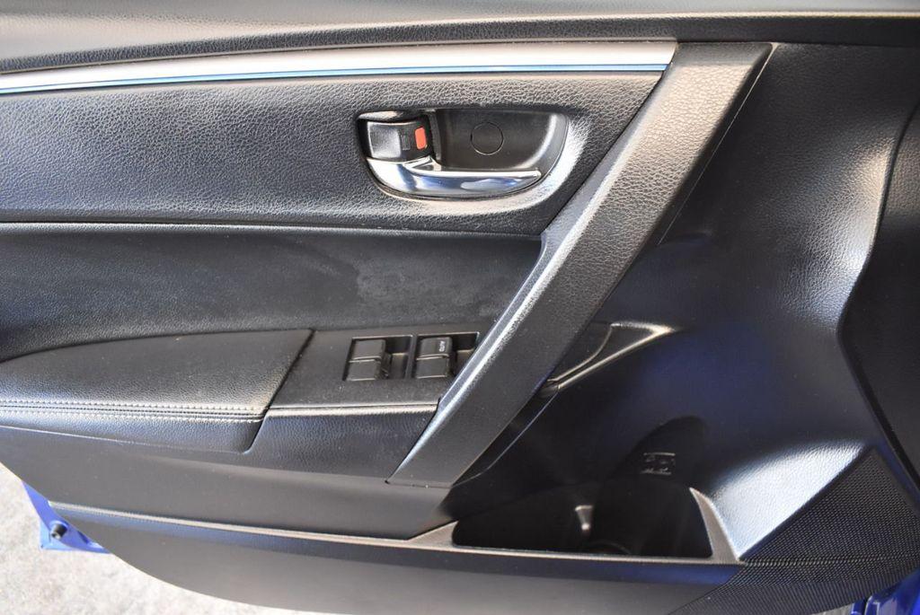2016 Toyota Corolla 4dr Sedan CVT S - 17974429 - 13