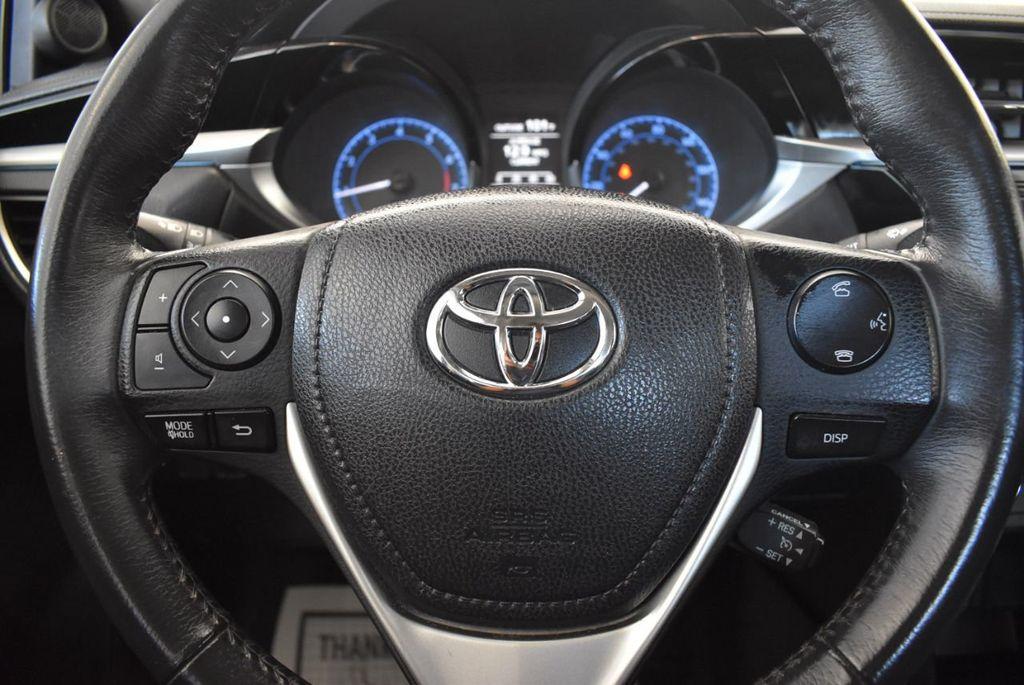 2016 Toyota Corolla 4dr Sedan CVT S - 17974429 - 17