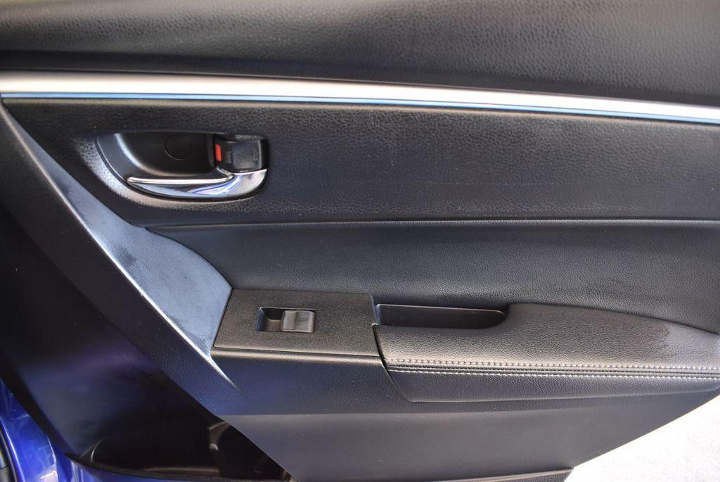 2016 Toyota Corolla 4dr Sedan CVT S - 17974429 - 23