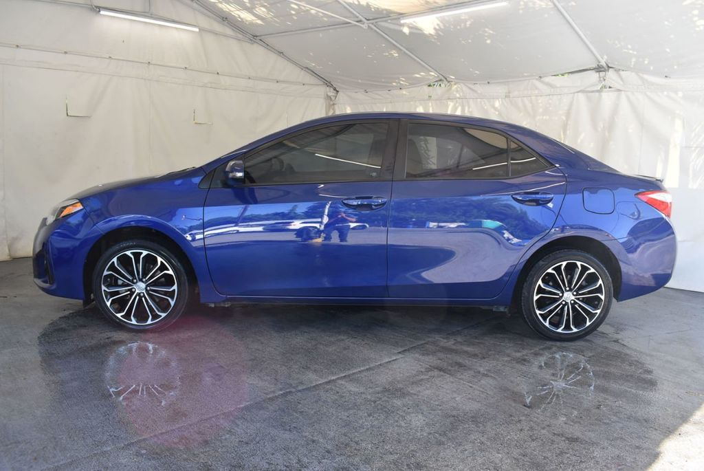2016 Toyota Corolla 4dr Sedan CVT S - 17974429 - 4
