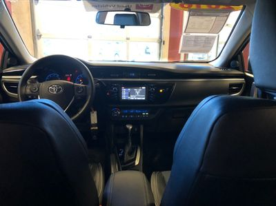 2016 Toyota Corolla 4dr Sedan CVT S - Click to see full-size photo viewer