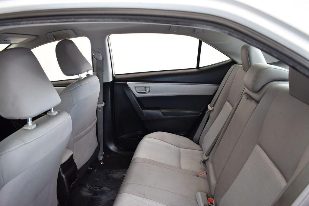 2016 Toyota Corolla LE - 18157159 - 14