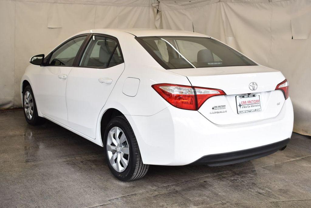 2016 Toyota Corolla LE - 18157159 - 5