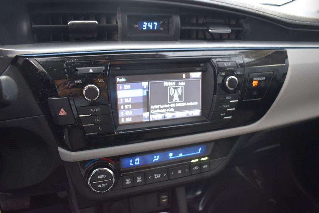 2016 Toyota Corolla LE - 18436049 - 12