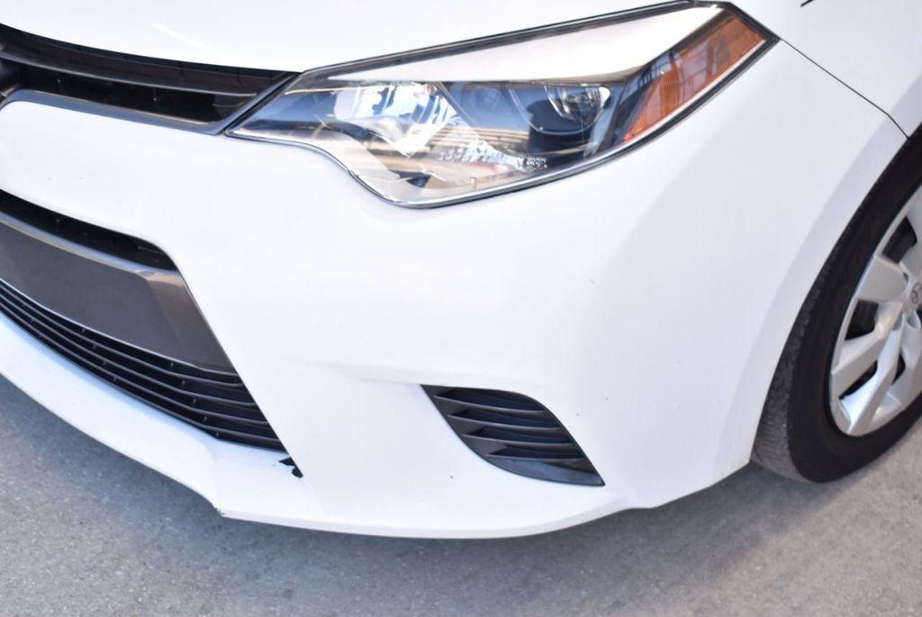 2016 Toyota Corolla LE - 18497667 - 1