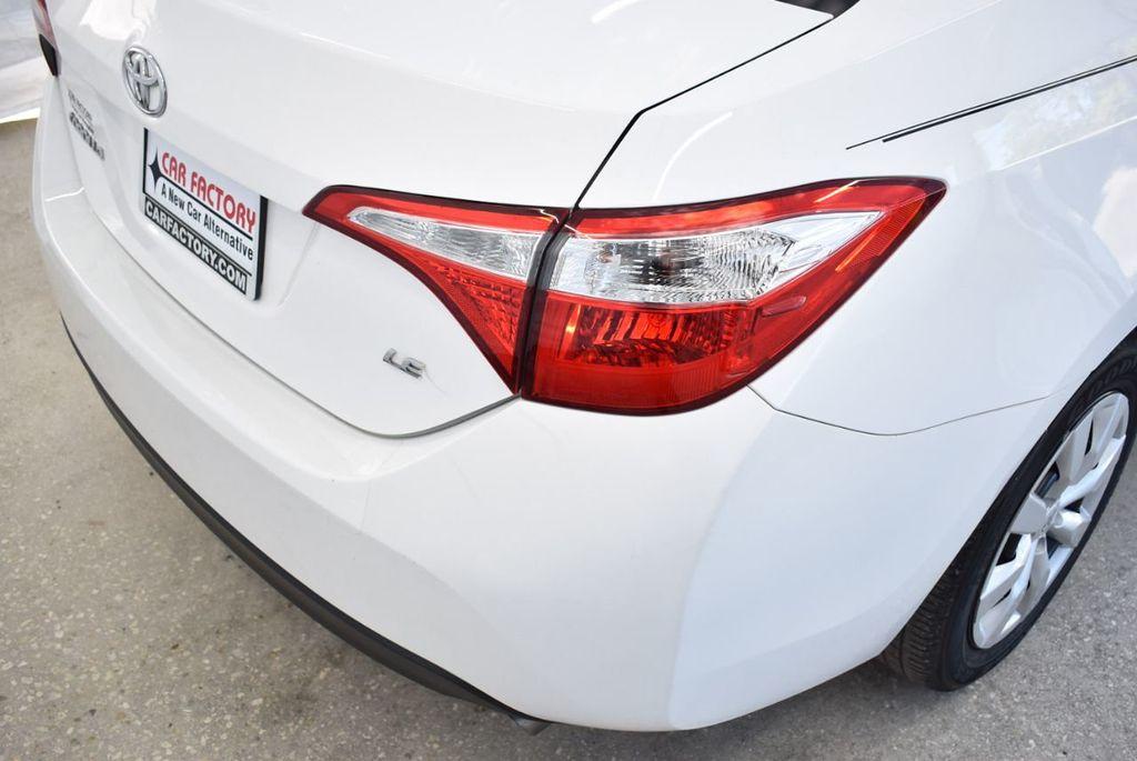 2016 Toyota Corolla LE - 18497667 - 6