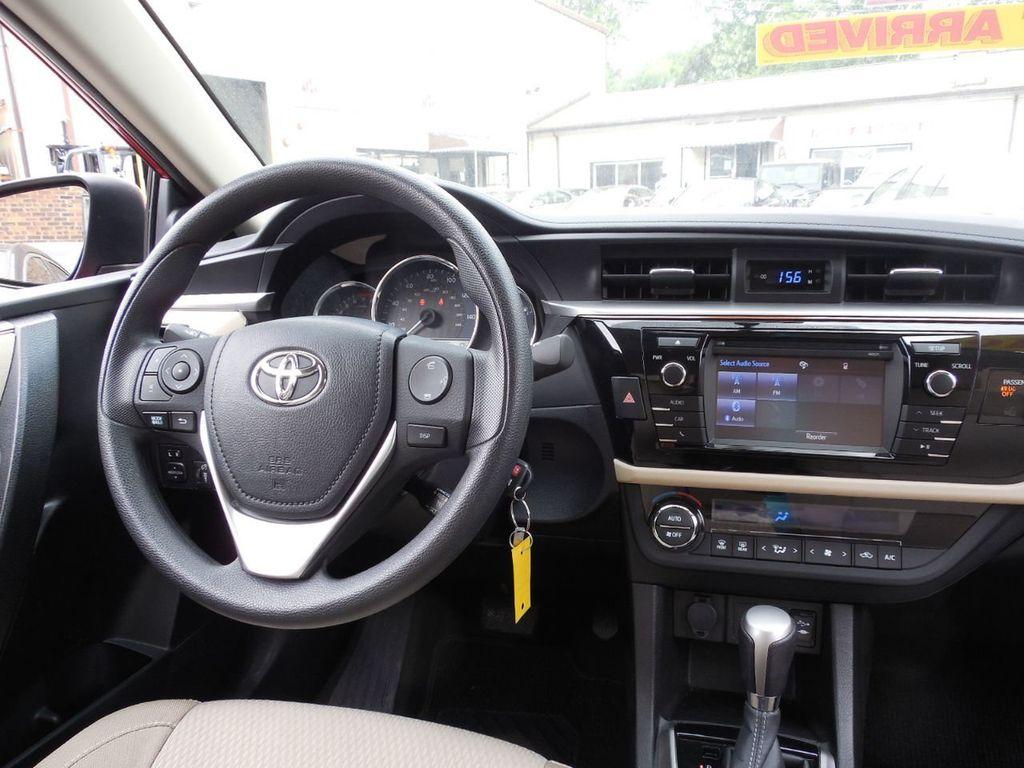 2016 Toyota Corolla Le 16910046 7