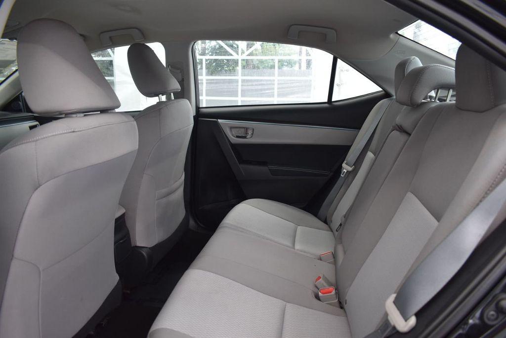 2016 Toyota Corolla LE - 18365129 - 12