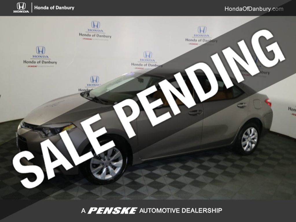 Dealer Video - 2016 Toyota Corolla LE - 17724575