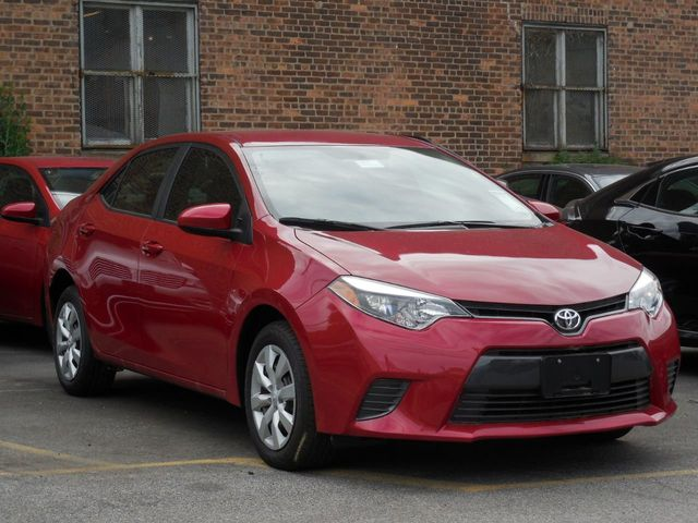 2016 Toyota Corolla REPAIRED - 16910046 - 2