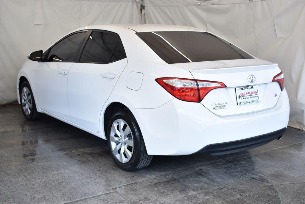 2016 Toyota Corolla S - 18144637 - 5