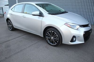 2016 Toyota Corolla S PLUS W/ NEW TIRES ONE OWNER Sedan