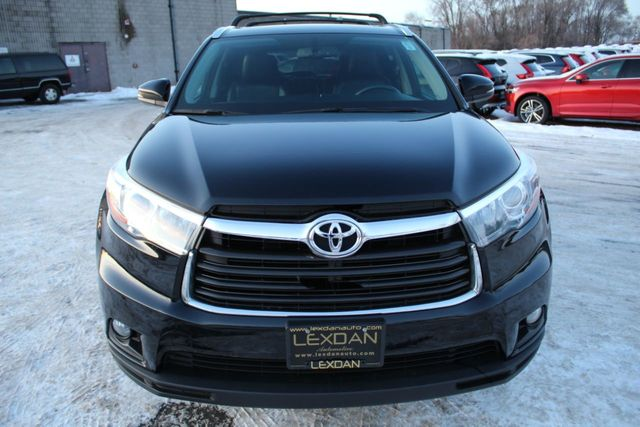 2016 Toyota Highlander AWD XLE NAVIGATIONLEATHER MOONROOF W/ NEW TIRES - Click to see full-size photo viewer