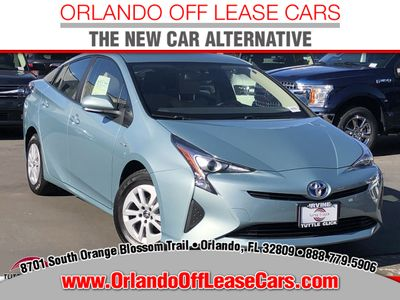 2016 Toyota Prius 5dr Hatchback Two