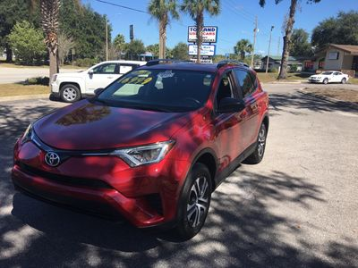 2016 Toyota RAV4 FWD 4dr LE SUV