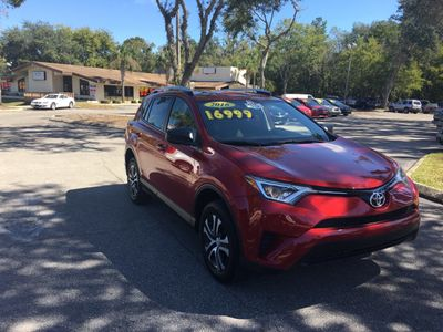 2016 Toyota RAV4 FWD 4dr LE - Click to see full-size photo viewer
