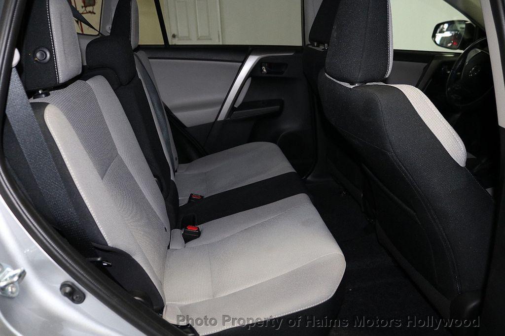 2016 Toyota RAV4 FWD 4dr XLE - 18557864 - 15