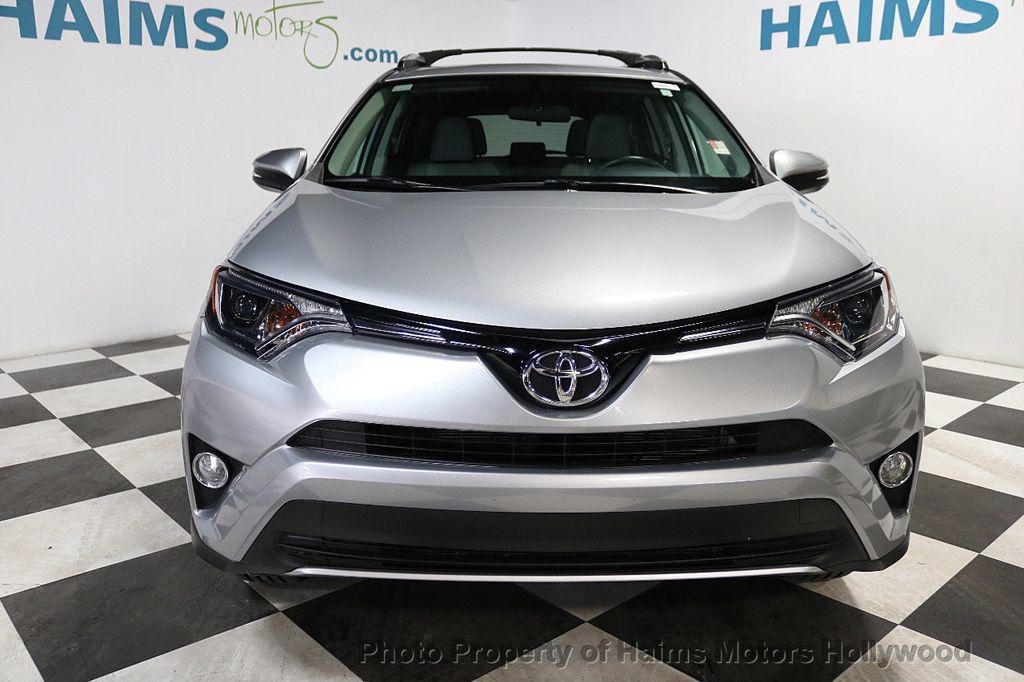 2016 Toyota RAV4 FWD 4dr XLE - 18557864 - 2
