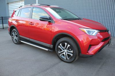 2016 Toyota RAV4 ONE OWNER AWD LE SUV