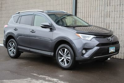 2016 Toyota RAV4 ONE OWNER AWD XLE MOONROOF SUV