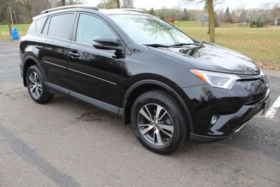 2016 Toyota RAV4 ONE OWNER AWD XLE MOONROOF****TOYOTA SAFETY SENSE PKG**** SUV
