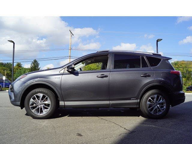 Used Toyota Rav4 Hybrid >> 2016 Used Toyota Rav4 Hybrid Awd 4dr Xle At Allied Automotive