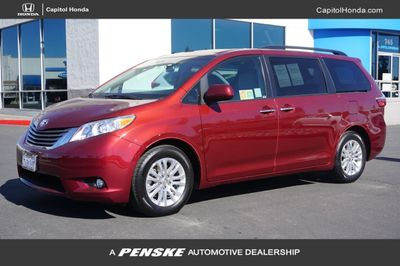 San Jose Toyota >> Used Toyota Sienna At Capitol Honda Serving San Jose Santa