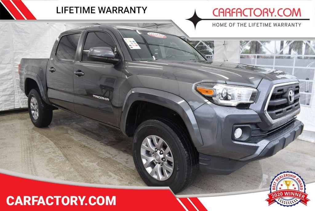 2016 Toyota Tacoma  - 18615522 - 0
